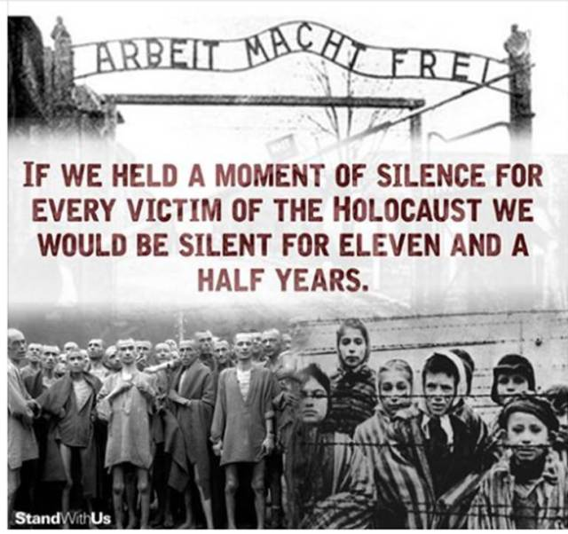 Stand With Us_Holocaust