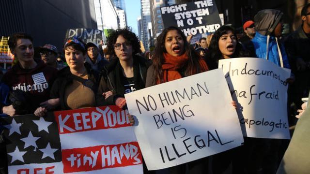 chicago-trump-protests